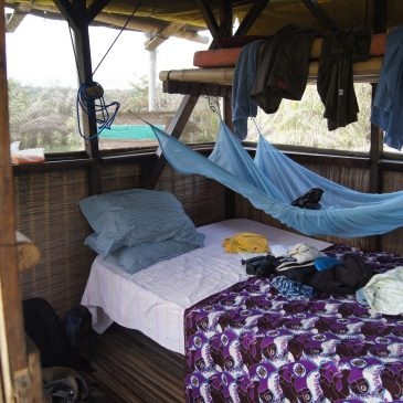 Aus dem Reisetagebuch Ghana