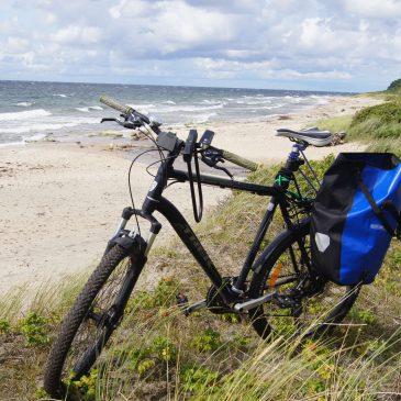 Neue Reise: Per Fahrrad die westliche Ostsee erkunden