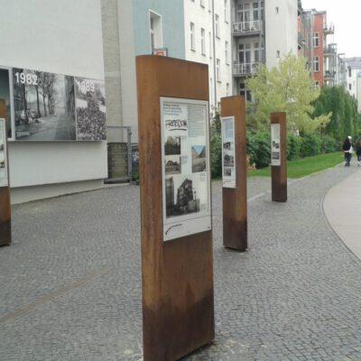 Doku Mauerstreifen Bernauer Straße